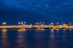 annunciation blagoveshchensky γέφυρα Στοκ Εικόνα