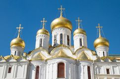 The Annunciation Cathedral Stock Photo