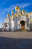 Annunciation Cathedral Stock Image