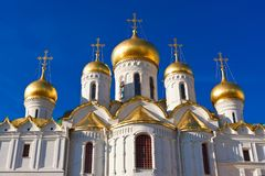 Annunciation Cathedral Royalty Free Stock Images