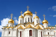 The Annunciation Cathedral Royalty Free Stock Photography