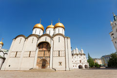 Annunciation Cathedral front view from below Royalty Free Stock Photos