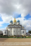 Annunciation Cathedral in honor of the Blessed Virgin Mary in Ka. Zan in Russia Stock Image