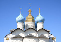 Annunciation Cathedral in Kazan Kremlin Royalty Free Stock Photo