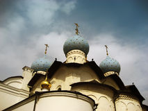 Annunciation cathedral Stock Images