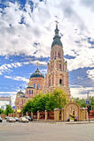 Annunciation Cathedral, Kharkiv Stock Photos