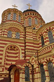 Annunciation Cathedral. Cathedral of the Annunciation in Kharkiv, Ukraine Royalty Free Stock Photography