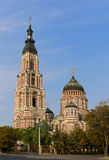 Annunciation Cathedral, Kharkov Stock Image