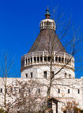 Annunciation Cathedral in Nazareth Royalty Free Stock Photos