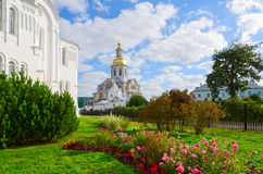 Free Annunciation Cathedral Of Holy Trinity Seraphim-Diveevo Monastery, Diveevo, Russia Royalty Free Stock Images - 62875669