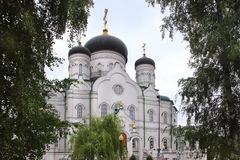 Annunciation Cathedral, Voronezh city, Russia Royalty Free Stock Photo