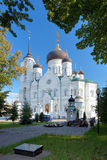 Annunciation Cathedral in Voronezh, Russia Royalty Free Stock Photos