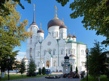 Annunciation Cathedral in Voronezh, Russia Stock Image