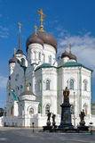 Annunciation Cathedral in Voronezh, Russia Royalty Free Stock Photo