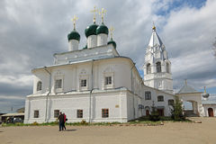 Annunciation Cathedral, XVI century Royalty Free Stock Photography
