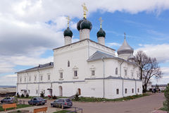 Annunciation Cathedral, XVI century Royalty Free Stock Photos