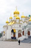 Annunciation church. Moscow Kremlin. UNESCO Heritage. Royalty Free Stock Images