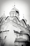 Annunciation church. Moscow Kremlin. UNESCO World Heritage Site. Stock Photography