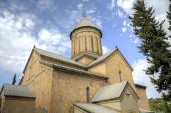 Annunciation Church of the Virgin (Surb Norashen). Stock Photo