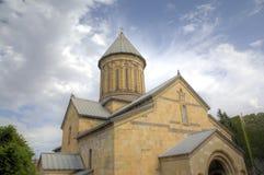 Annunciation Church of the Virgin (Surb Norashen). Royalty Free Stock Photos