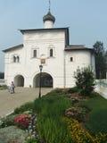 Annunciation Gate Church in Monastery of Saint Euthymius, Suzd Royalty Free Stock Photos