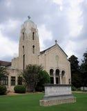 Annunciation Greckokatolicki kościół, Memphis, TN Obrazy Stock