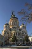 Annunciation katedra Zdjęcia Royalty Free