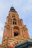Annunciation katedra, Dzwonkowy wierza (wzrost - 80 metrów) Zdjęcie Royalty Free