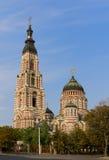 Annunciation katedra, Kharkov Obraz Stock