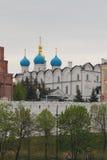 annunciation katedralny Kazan Kremlin Tatarstan, Rosja Zdjęcie Royalty Free