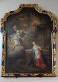 annunciation Mary Virgin Στοκ εικόνες με δικαίωμα ελεύθερης χρήσης