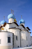 The Annunciation's cathedral XVI-XVIII centuries. In the Kazan Kremlin Stock Images