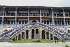 Annunciation seminary in bailu town,sichuan,china Royalty Free Stock Photos