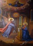Annunciation of the Virgin Mary Stock Photos