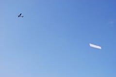 Annuncio volante Fotografie Stock Libere da Diritti