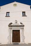 Annunziata Church Cancellara Basilicate l'Italie images libres de droits