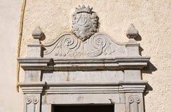 Annunziata Church Cancellara Basilicate l'Italie photographie stock
