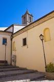 Annunziata Church Cancellara La Basilicata L'Italia Immagini Stock