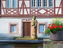 Annweiler Lizenzfreies Stockfoto