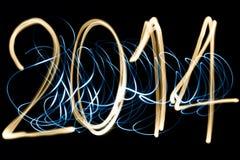 ano 2014 Fotos de Stock
