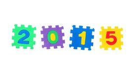 Ano 2015 Fotos de Stock