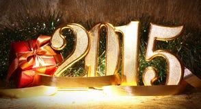 Ano 2015 Imagem de Stock