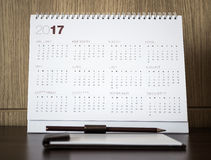 Ano de 2017 Fotos de Stock