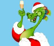 Ano de dragão Imagens de Stock Royalty Free