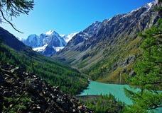 Ano do lago Shavlinskoe Fotografia de Stock Royalty Free