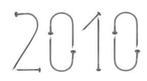 Ano novo Fotografia de Stock