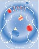 Ano novo 2009 Fotos de Stock Royalty Free