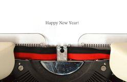Ano novo Foto de Stock Royalty Free