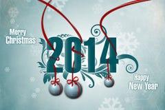 Ano novo 17 Imagem de Stock Royalty Free
