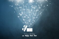 Ano novo 68 Foto de Stock